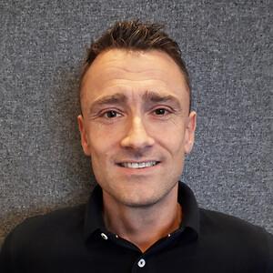 Jesper Tangaa-Møller - salgskonsulent, DK proff.