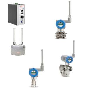 Honeywells SmartLine trådløse transmitter er den seneste udvikling indenfor Honeywell Wireless netværksteknologi.