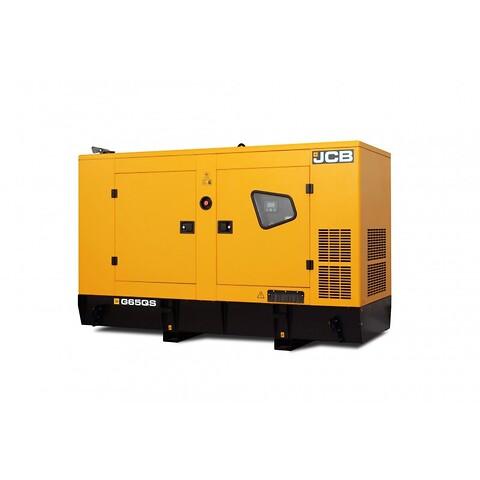 JCB generator G65QS
