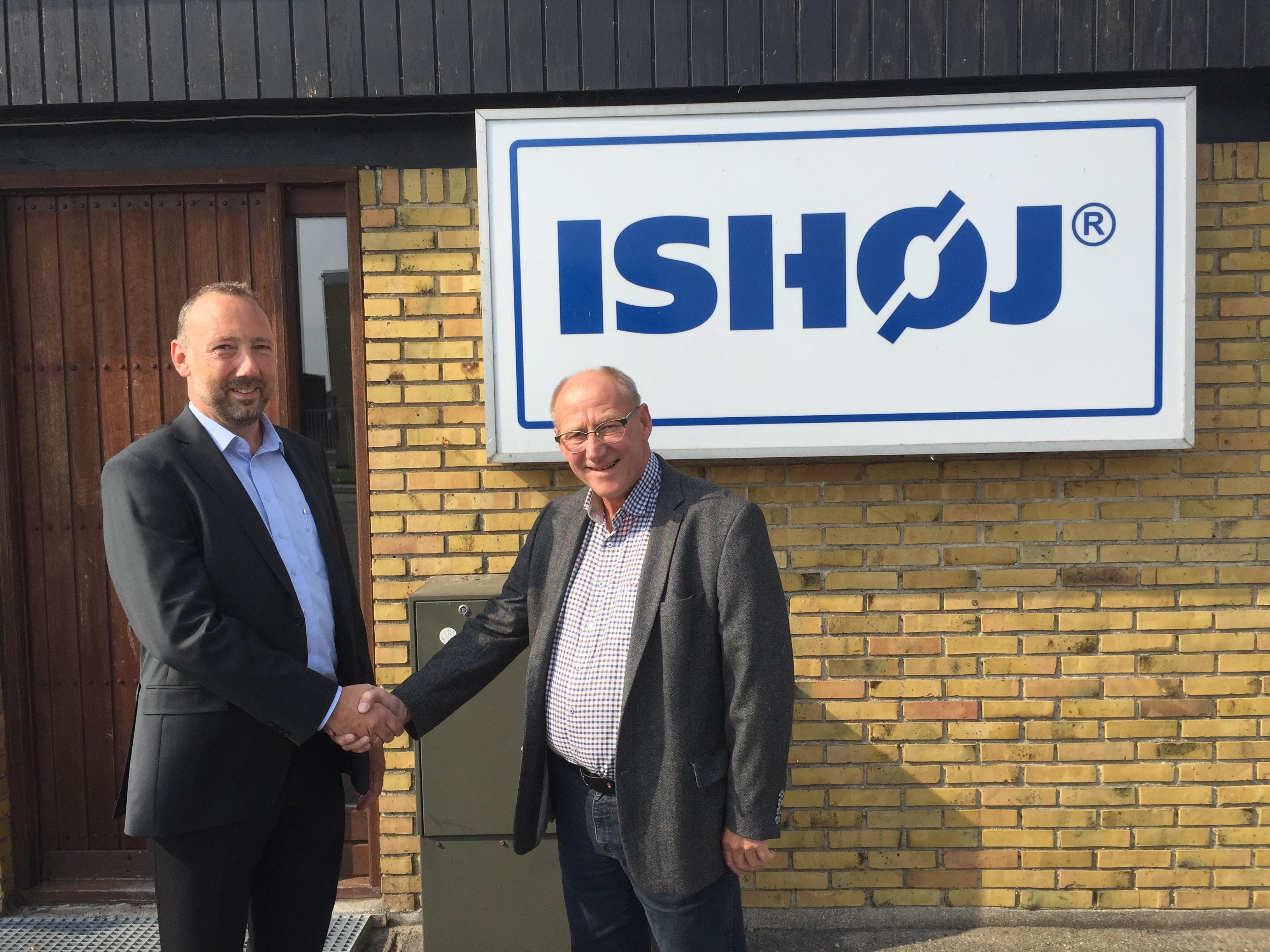 Steen Holm ny administrerende direktør for ISHØJ A/S - Building ...