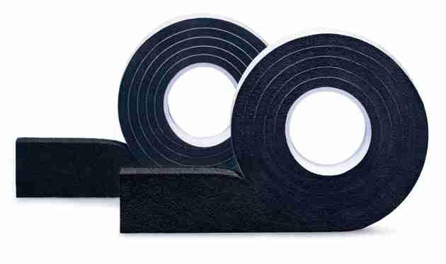 Fugebånd sort – Jem og fix gas ombytning