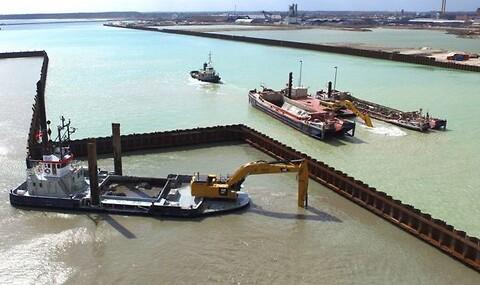 DDB Dredging tilbyder kyst- og strandbeskyttelse