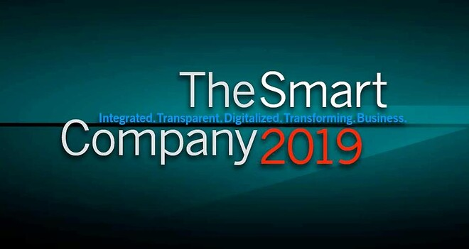 The Smart Company | Nyhed på hi-messen 2019