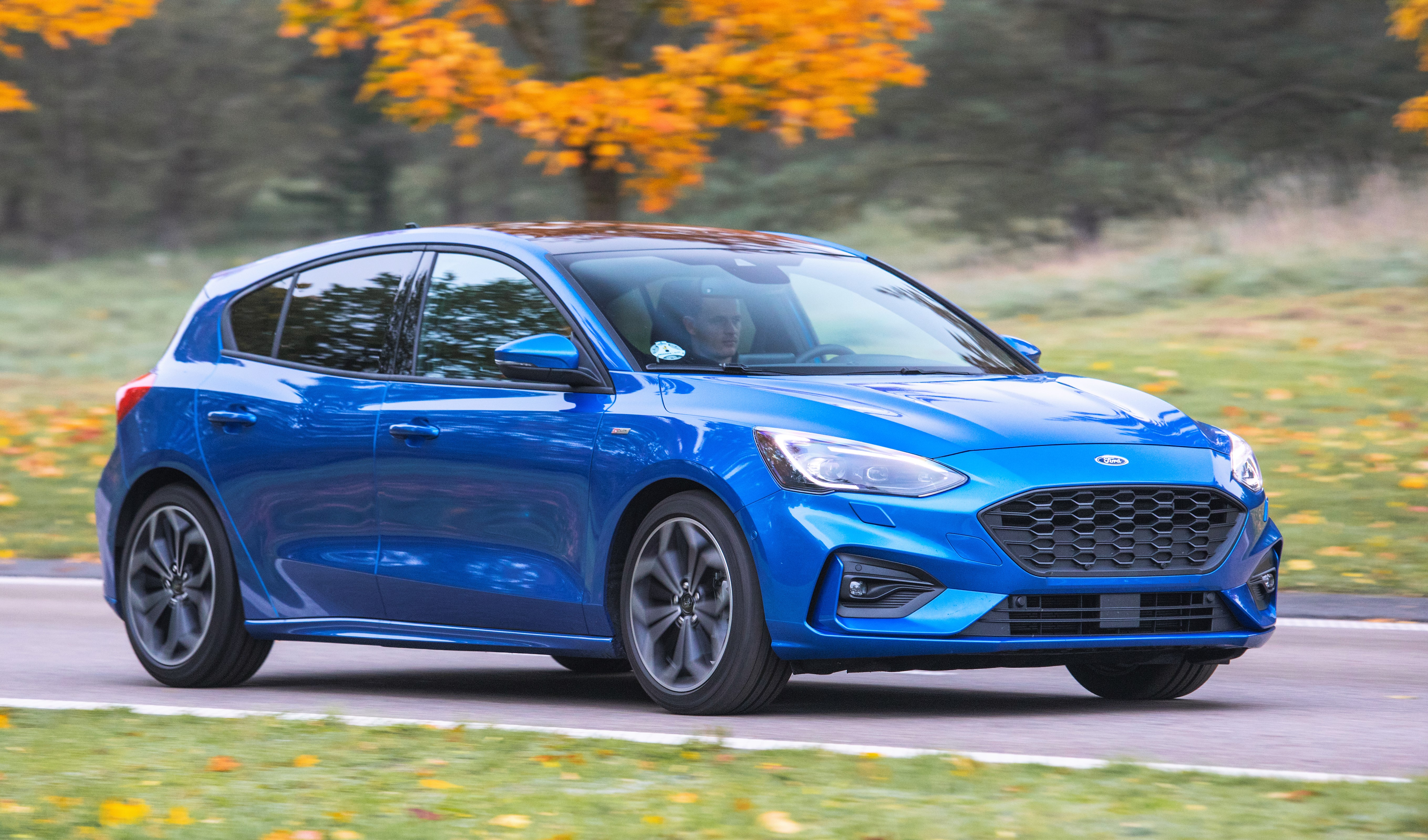 6977f0765d3 I finalen om at blive kåret som Årets Bil i Danmark 2019; Ford Focus.