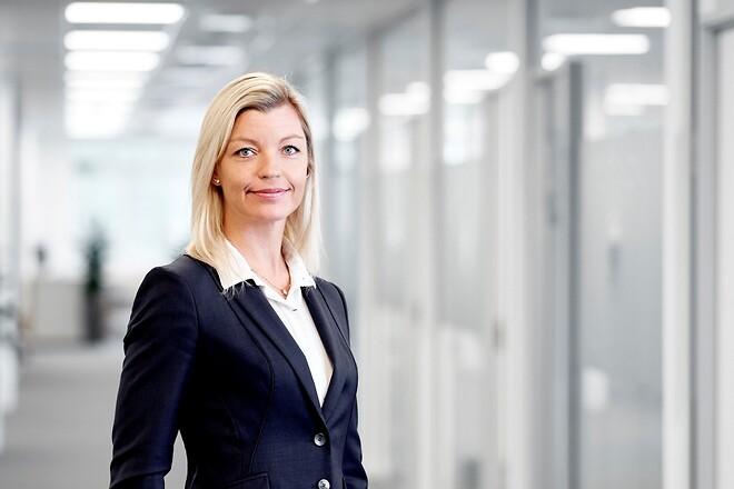 Pernille Wichmann, salgsdirektør, Industri og B2G, Lemvigh-Müller