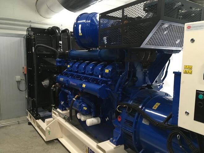 Generator- og køleseminar på Viborg Hospital