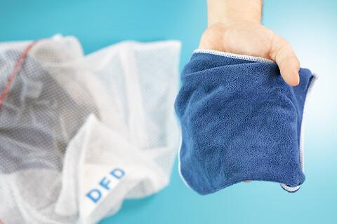 Tag kontrollen over uønskede bakterier med hygiejneklude som våben - mikrofiberklude