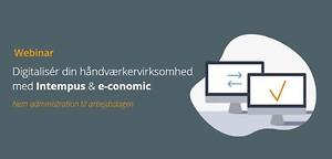 e-conomic håndværker webinar