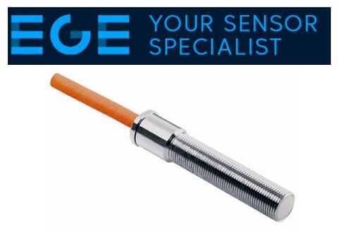 Induktiv sensor til offshore / undervands indsats  ! - Induktiv sensor til offshore / undervands indsats.\nEGE-Elektronik