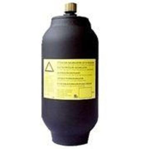 Hydraulisk ackumulator - blæreakkumulator