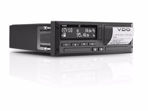VDO's digitale tachograf DTCO 1381
