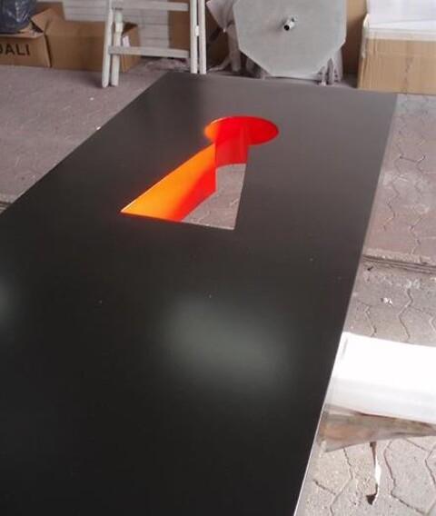 Fin industrilakering er sprøjtelakering af emner med høj finish - Fin industrilakering er sprøjtelakering af emner med høj finish