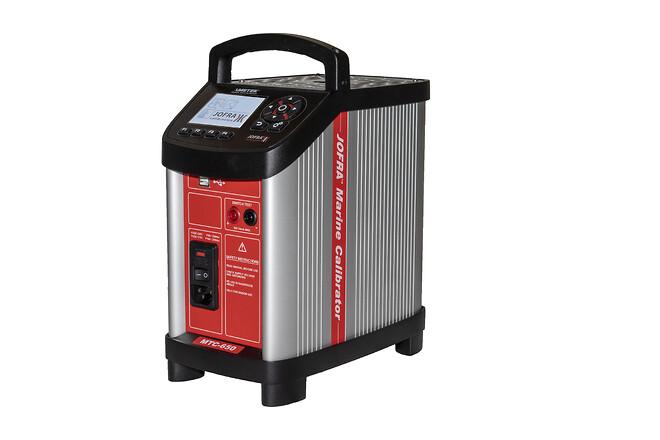 temperatur kalibrering, robust, lav vægt og høj præcision