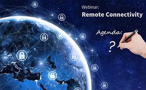 Webinar omkring remote connectivity d. 2 september 2020