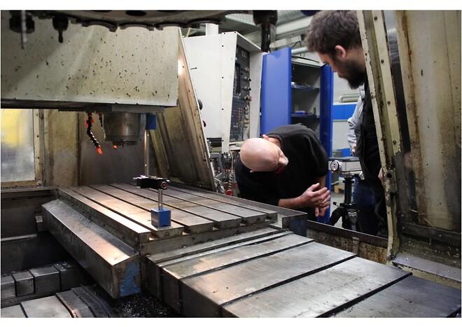 Renishaw måleudstyr til bearbejdnings - og værktøjsmaskiner