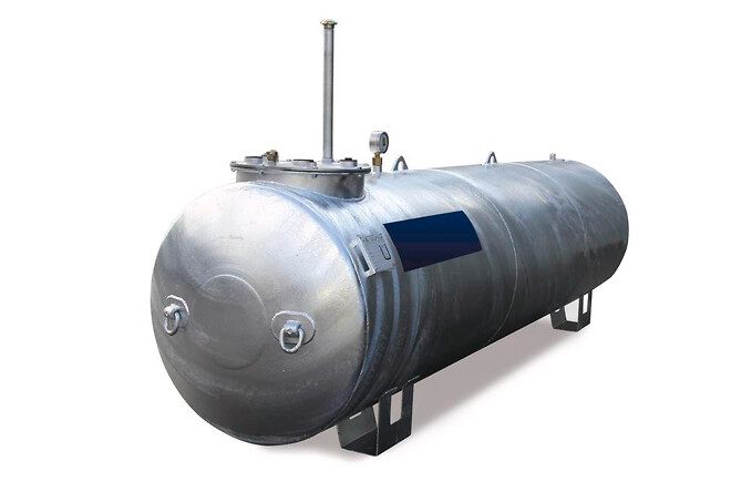Lagertank fra DENIOS