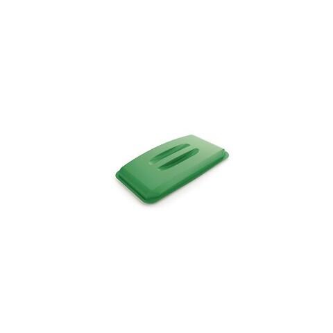 Låg til 60L 501x272x57,5 mm - grøn