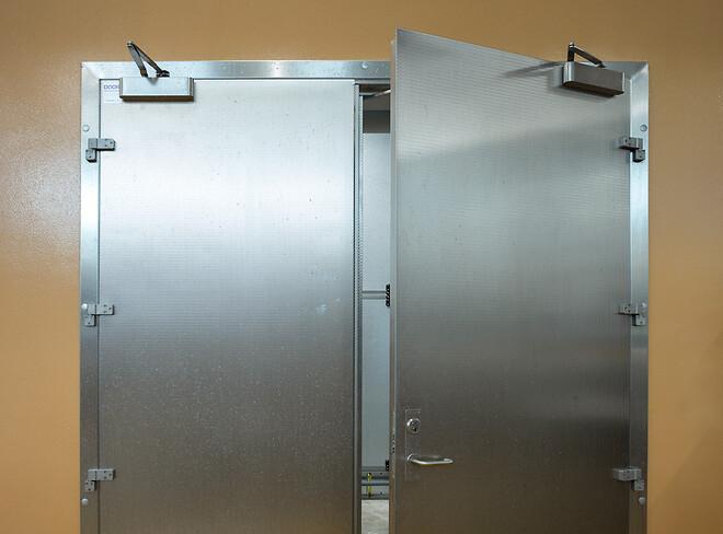 Door Systems EI260-C branddør