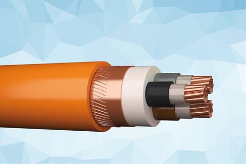 FHIKS-EMC 1 kV skærmet & brandsikkert installationskab
