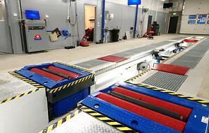 Besiktningsutrustning från SUN Maskin & Service AB