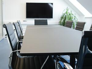 Mødelokaleindretning, mødeborde, mødestole