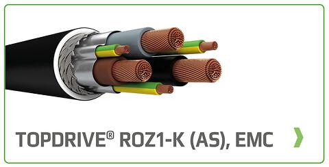 TOPDRIVE® ROZ1-K -Nytt namn, samma höga kvalitet