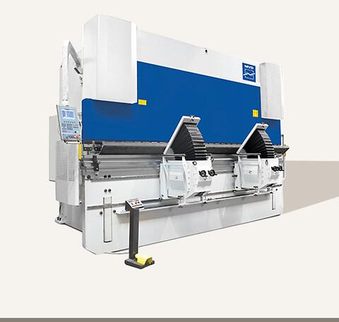 Nye pladebearbejdnings maskiner fra MVD INAN sælges
