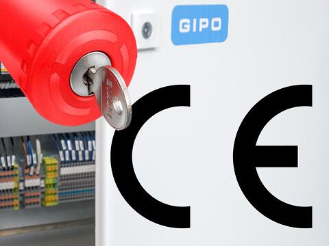 GIPO erbjuder installation