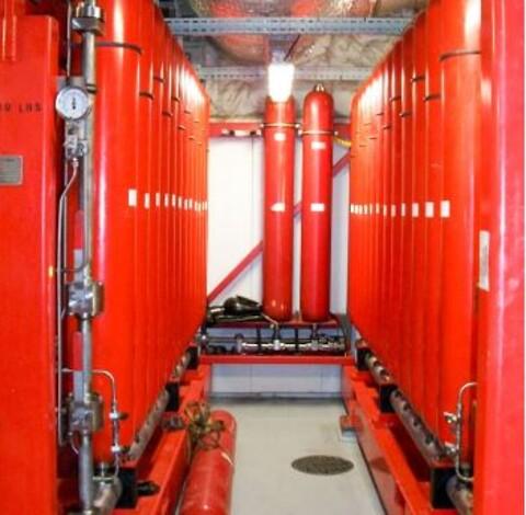 Inspeksjon, vedlikehold inspeksjon, resertifisering innen offshore