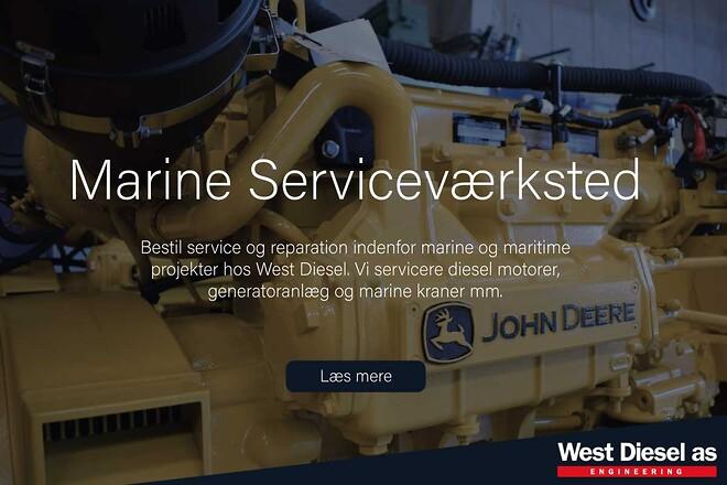 Marine Service og reparation