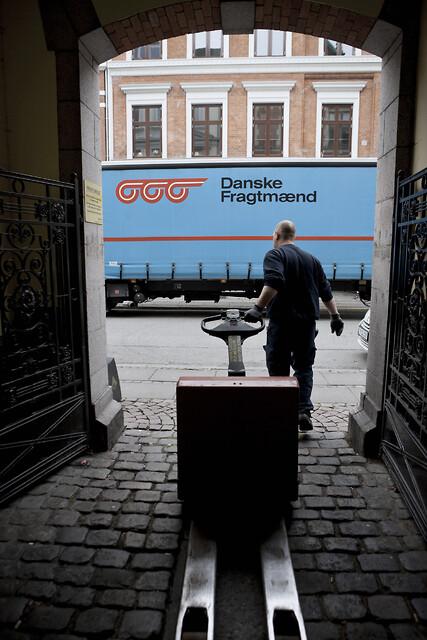 Tillægsydelser - tillægsydelser danske fragtmænd indbæring