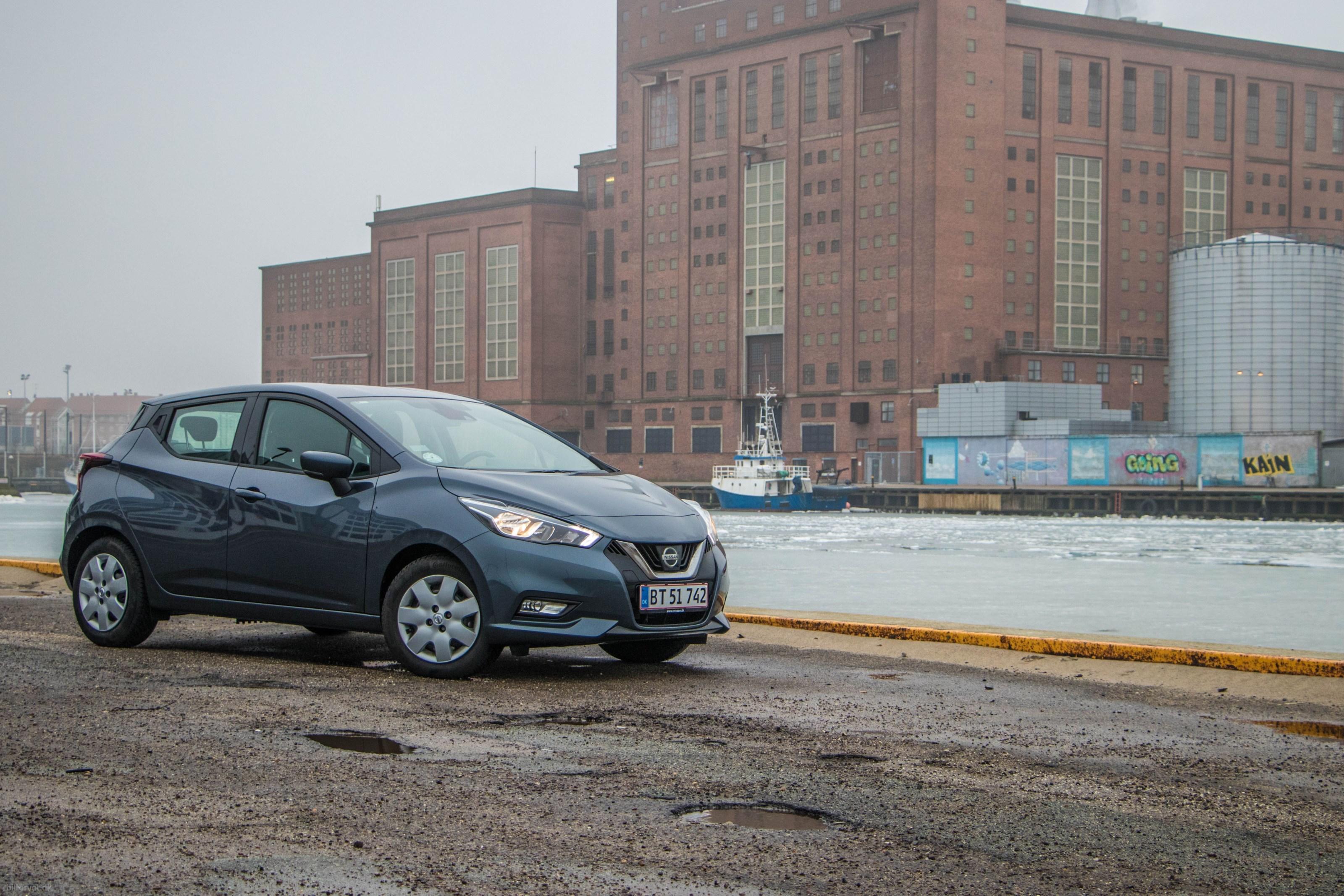 Nissan Micra diesel – pendlerbil på tilbud - Motor-magasinet