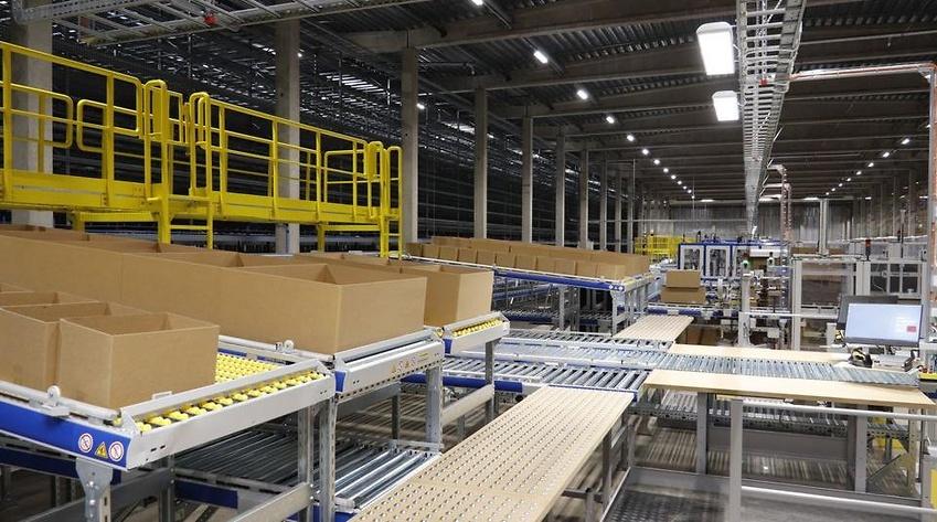 Ikea automatiserar lagret ��� drar upp leveranstempot