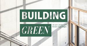 Building Green sætter fokus på bæredygtige fællesskaber