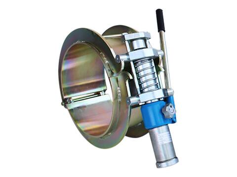 Hürner Avrundingsklemme w/o hydraulikk (250 - 800 mm)