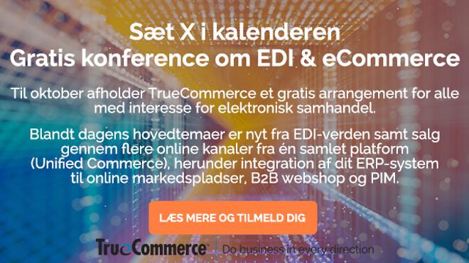 Gratis konference om EDI & eCommerce