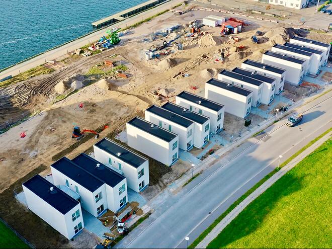 Bayos skruefundamenter til vordingborg sydhavn