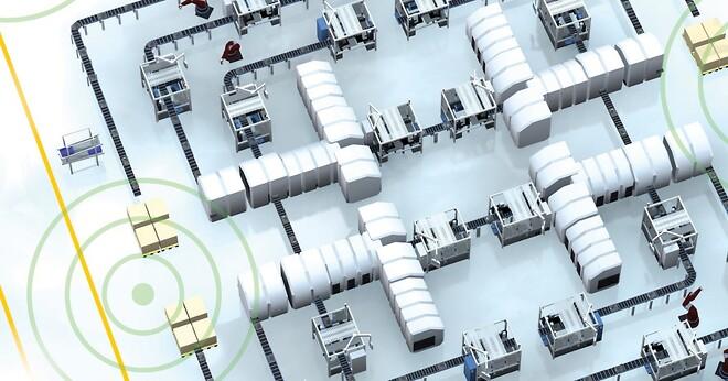 Spårbar, spårbarhet, RFID, automation, Balluff