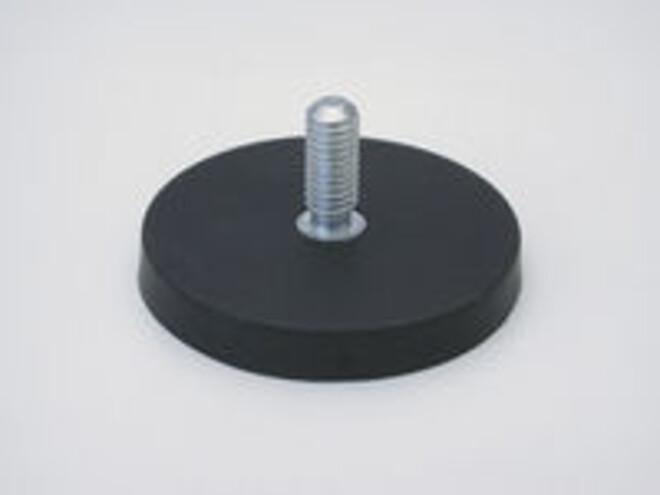Magnet, rubber coated magnet, off shore magnet