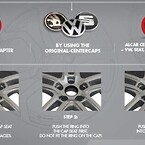 Fælge, alufælge, DEZENT, Car Specific