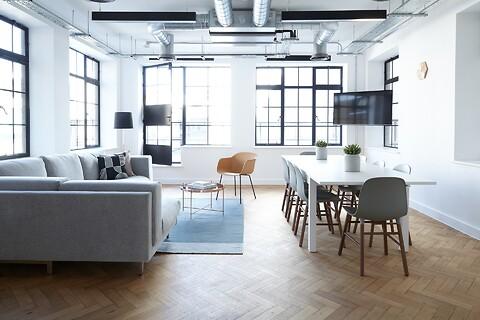 Studietur til nye kontorbyggerier i København