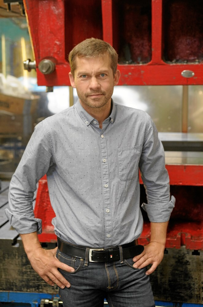 Danpres hiver store tyske ordrer hjem - Jern & Maskinindustrien