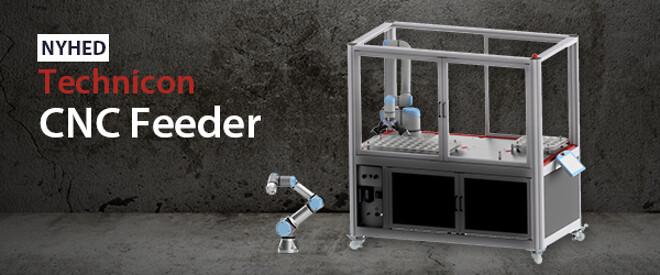 CNC Feeder