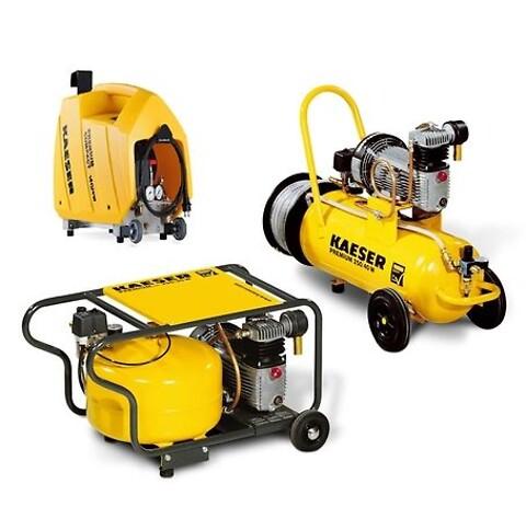 KAESER KOMPRESSORER:  Stempelkompressorer fra  PREMIUM serien