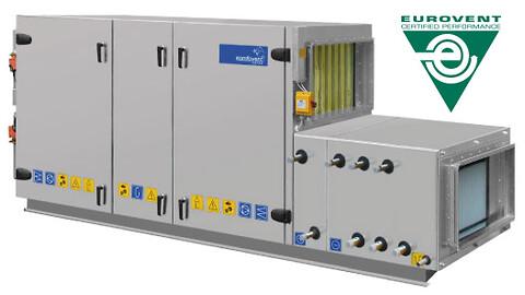 Brugt ventilationsanlæg med varmegenvinding