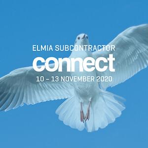Elmia Subcontractor Connect 2020 lyfter tillverkningsindustrin