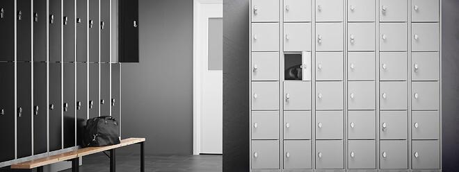 Garderobe på jobb