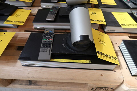 Tandberg TTC8-01 konference kamera + boks