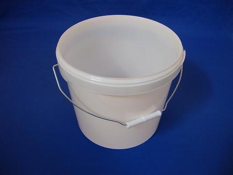 Plastsp EZE11000 - 11,2 l. m/metalh. - hvid