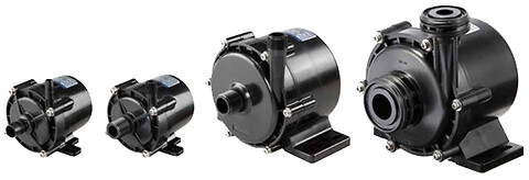 IWAKI Produktnyt - To 48 VoltDC centrifugalpumper giver nye muligheder - IWAKI-pumper til indbygning